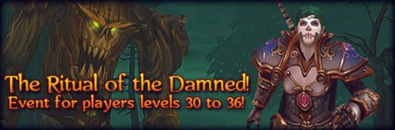 Allods Online prepares the Ritual of the Damned