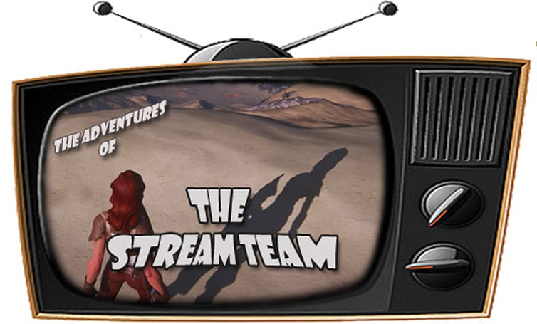 The Stream Team:  Alpha on the brain edition, February 3 - 9, 2014