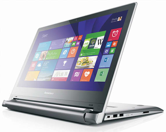 Lenovo's banking on motion control and Flex-able laptops with latest releases