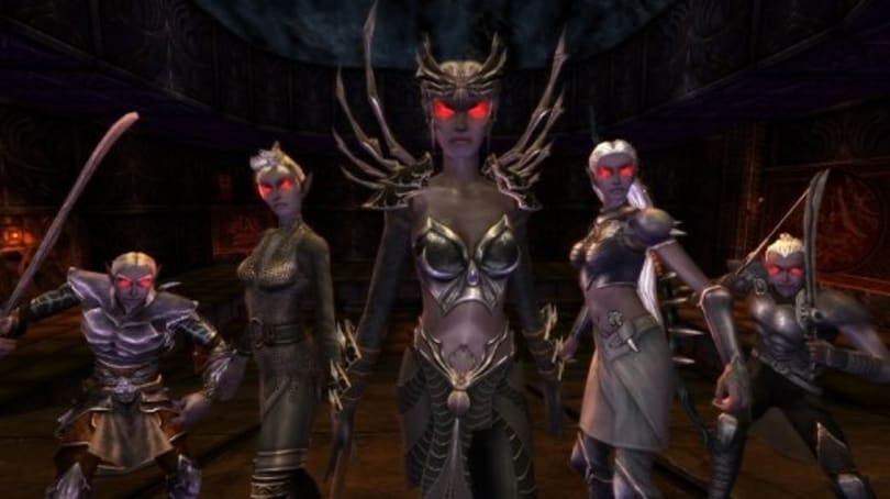 Dungeons and Dragons Online: Menace of the Underdark goes live [Updated]