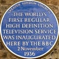 BBC celebrates 75 years of 'high definition' TV this weekend