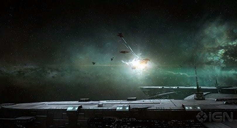 EVE Online: Retribution gets a launch trailer