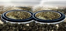 Samsung unveils plans for new campus shaped like a figure 8, insists it liked open interior gardens before Apple