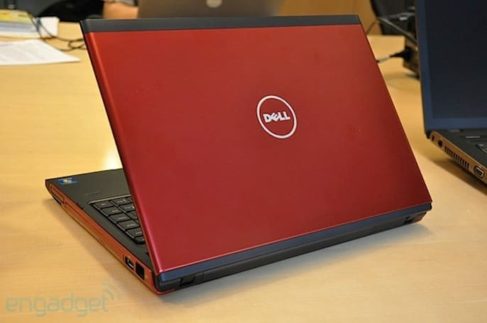 Dell jazzes up Vostro lineup with new look and Core 2010 processors, keeps prices in check