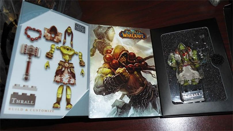 Win a Mega Bloks Thrall figure from WoW Insider