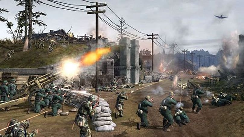 Invitation to war: Company of Heroes 2 beta key giveaway [Update: We're out of keys!]
