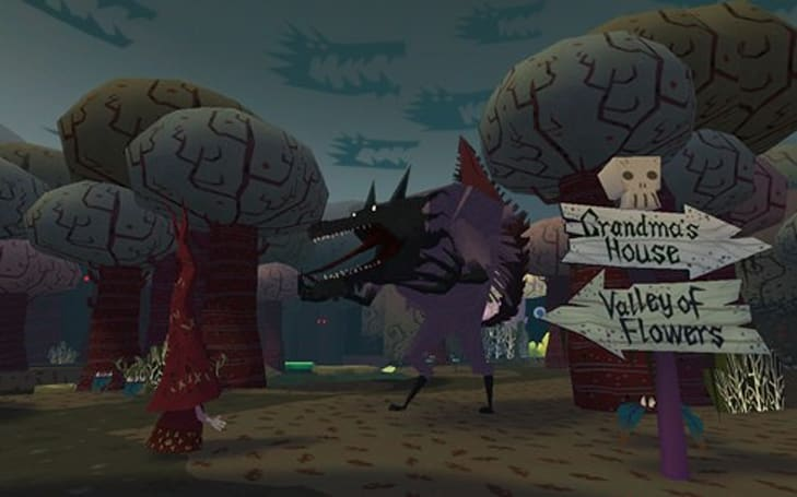 Joystiq hands-on: American McGee's Grimm