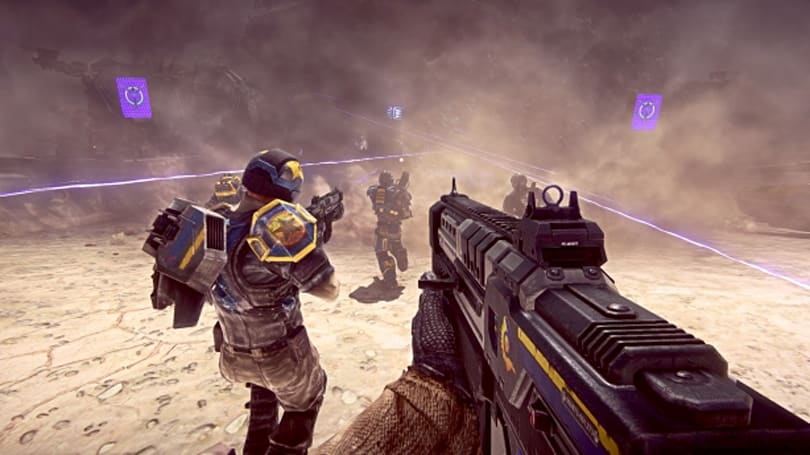 Planetside 2 beta aims for PS4 next month