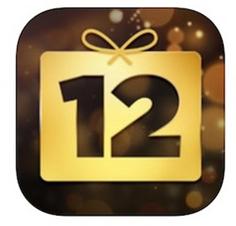 Apple releases '12 Days of Gifts' app, now includes US users