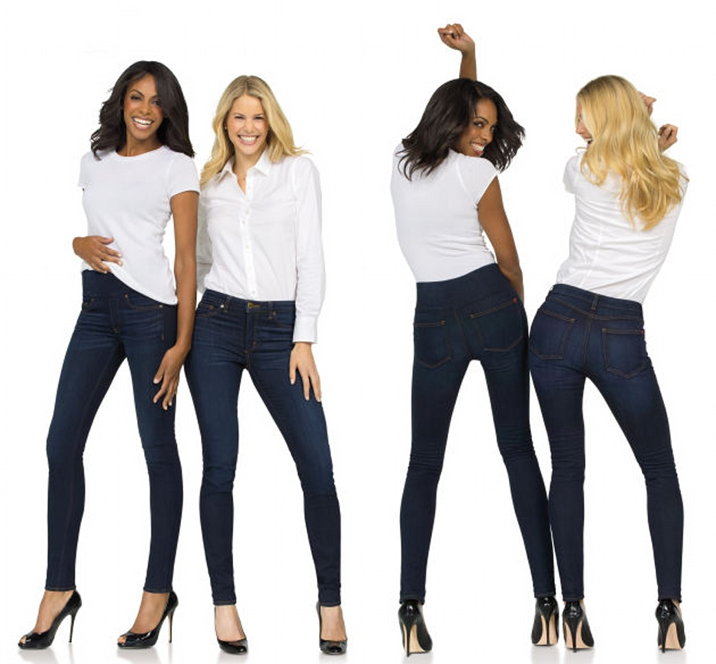 Spanx is launching denim