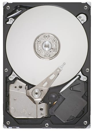 Seagate Barracuda 7200.11: 1.5TB of love
