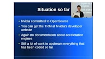 NVIDIA to offer up documentation for Tegra graphics core to prove its commitment to open-source (video)