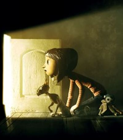 Coraline Blu-ray disc brings home 3D & 2D versions July 21