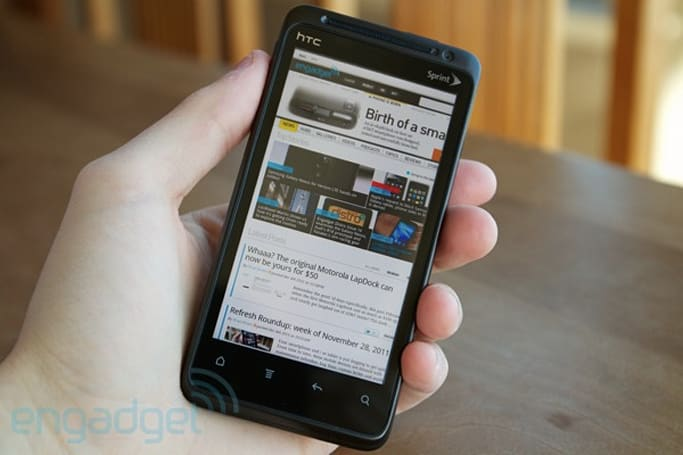 HTC EVO Design 4G coming to Boost Mobile 'end of this quarter'