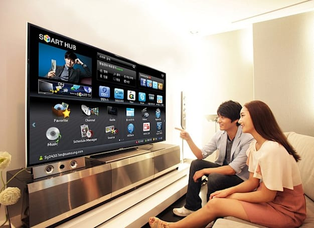 Samsung's master plan: the AdHub platform for Smart TVs