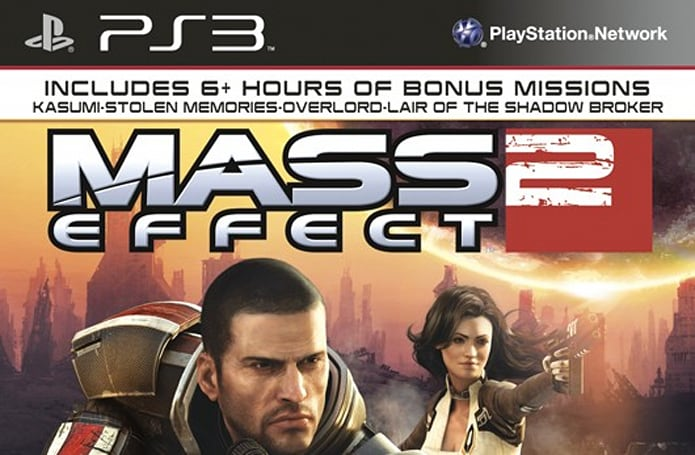 Mass Effect 2 DLC on PS3 explained, interactive comic confirmed