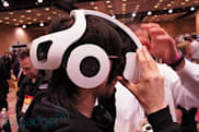 Sensics head-tracking 3D Smart goggles hands-on (video)