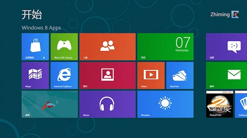 China bans the installation of Windows 8 on government computers