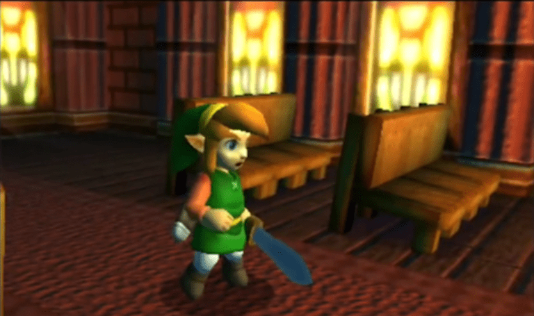 Eiji Aonuma discusses hand-holding in Zelda: A Link Between Worlds