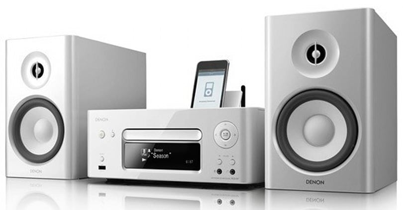 Denon RCD-N7 loves a wireless party, AirPlay too after $49 update
