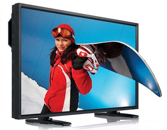 Nissho starts selling 52-inch, glasses-free 3D TV with Full HD resolution in Japan