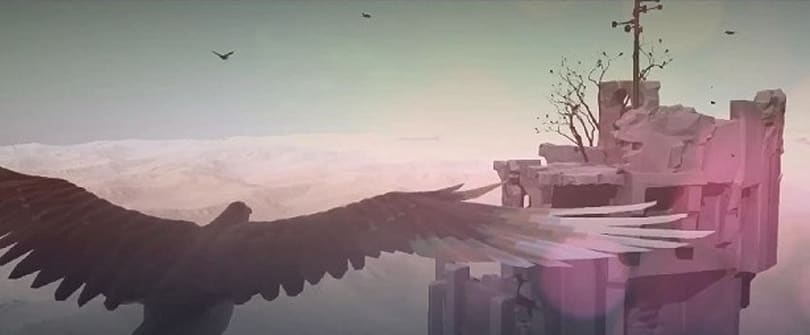 Former Last Guardian devs' teaser trailer is so Vane