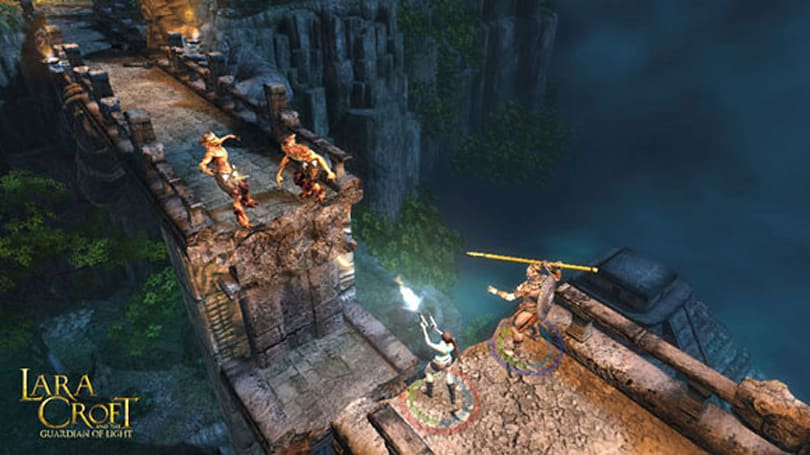 Lara Croft and the Guardian of Light launching this summer for $15