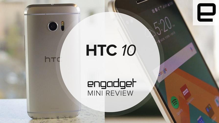 Mini Review: HTC 10