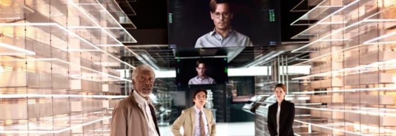 What's on your HDTV: 'Transcendence,' 'Mega Shark vs. Mecha Shark' and 'Soundclash'