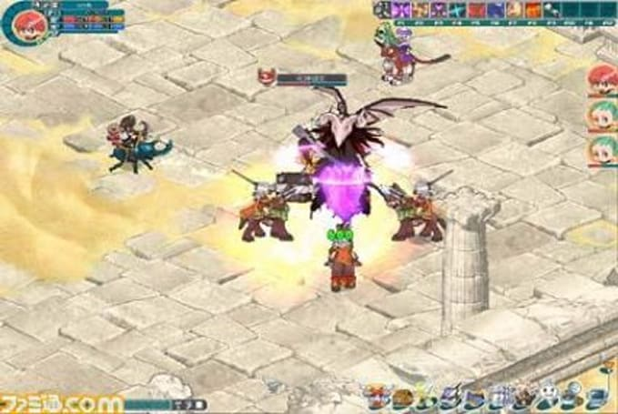 Free to play MMORPG headed to PlayStation store