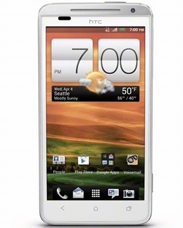 Sprint confirms HTC EVO 4G LTE in white, battle of carrier-specific phone colors rages on