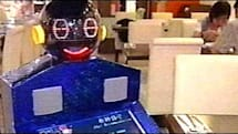 Cyber Robotics Technology's Robo Waiter 1