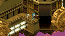 Eliotropes land in Dofus and Wakfu