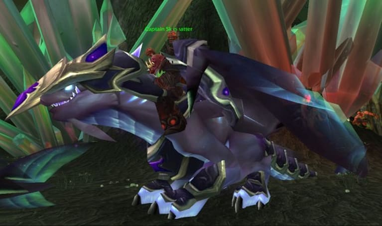 The OverAchiever: Mountain o' Mounts in Outland