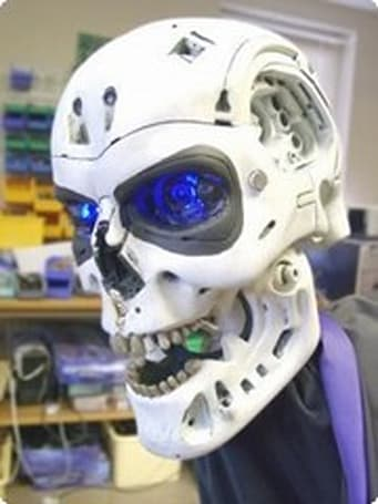 University's Morgui robot deemed too scary for kids