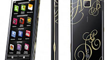 LG BL40 gets fancy gold lettering, not much else for Russian special edition
