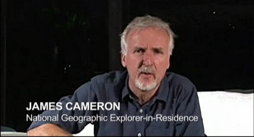 James Cameron journeys to the Challenger Deep, lives to tell the tale in 3D (video)