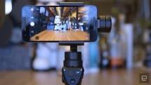DJI OSMO Mobile 讓你能拍出專業級的自拍