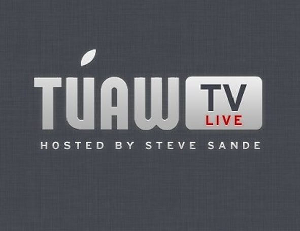 TUAW TV Live at 5 PM EDT: Steve's back!