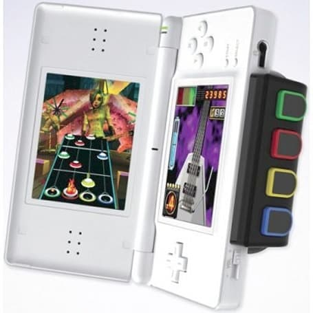 Guitar Hero: On Tour for the DS now on sale