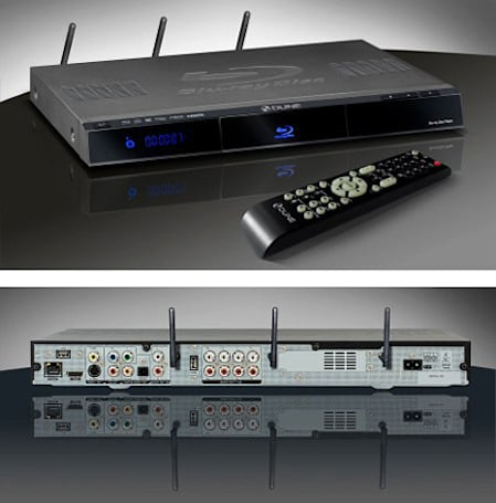 HDI Dune BD Prime: world's first hybrid Blu-ray player / HD streamer