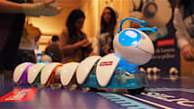 Fisher-Price's caterpillar bot will teach kids how to code