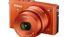 Nikon's J4 mirrorless camera has more megapixels, 20fps burst speed