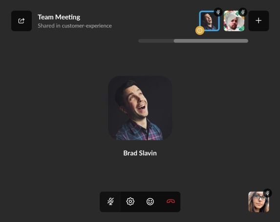 Slack to start integrating native voice chat into its app