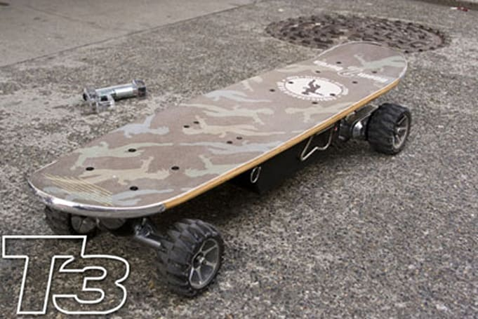 Rok It Science intros improved Boom 2 Borda electric skateboard