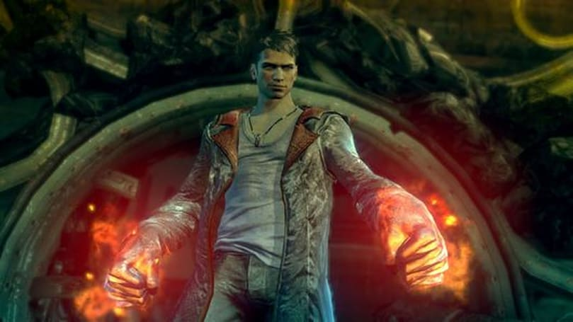 DmC: Devil May Cry actors play around with absolute power