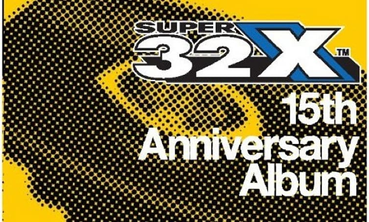 Sega celebrates 32X with soundtrack CD