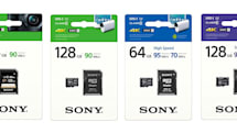 Sony 新款 SD 與 microSD 高速記憶卡在台登場