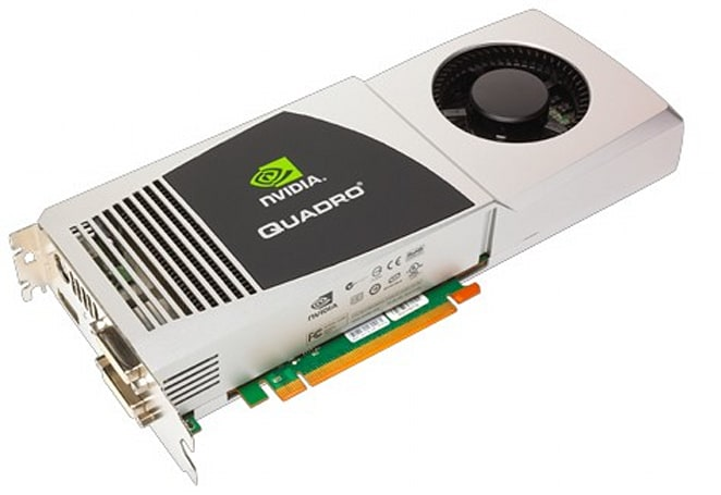 NVIDIA revs up pro graphics lineup