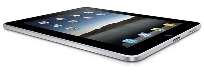 iPad 3G: Available April 30 in the USA